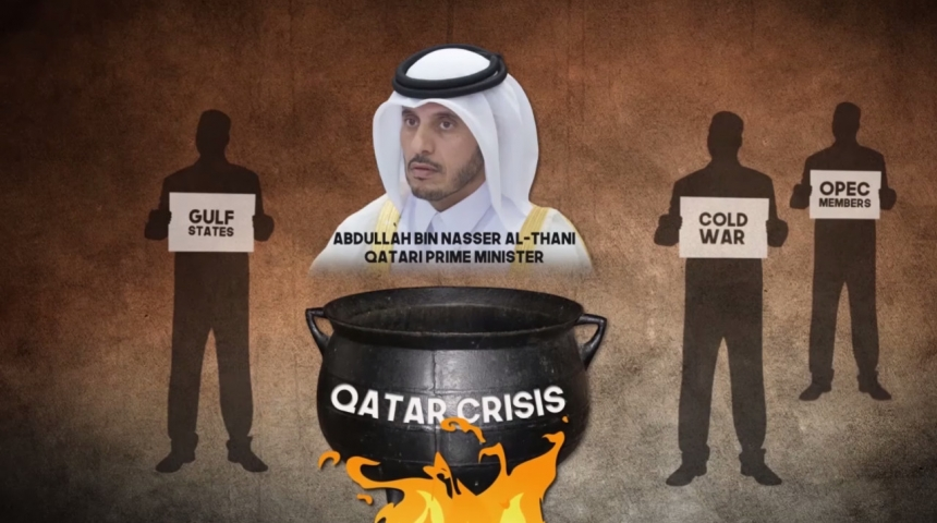 Конфликт Катара и Саудовской Аравии