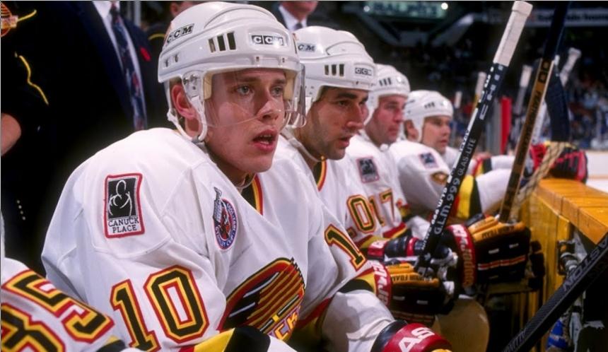 Павел Буре - Советский хоккеист