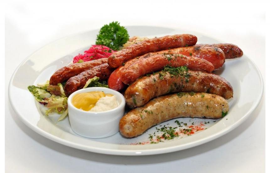 Купаты - Мясные колбаски по домашнему