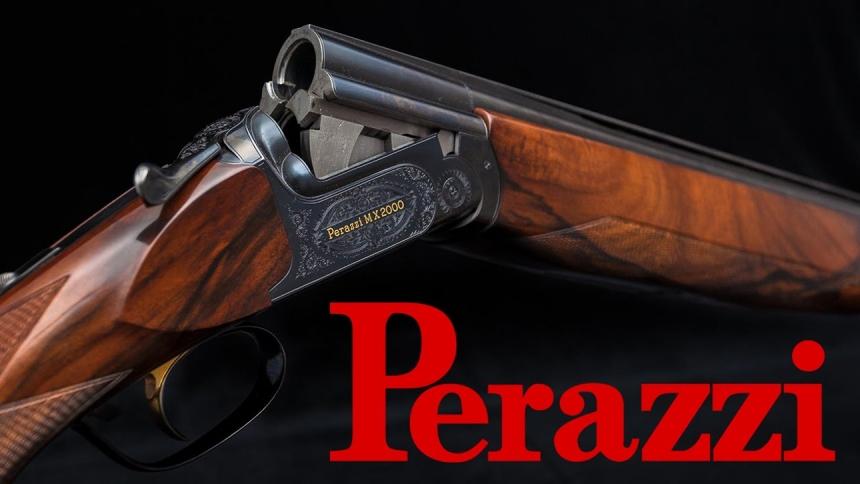 Оружейный дом PERAZZI (Италия)