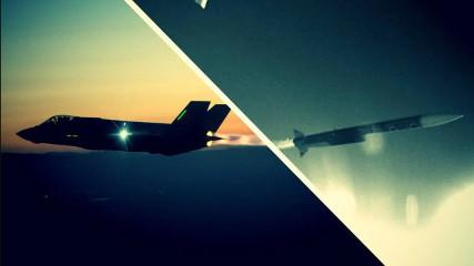 JNAAM - (Воздушный охотник) ставит под вопрос потенциал Российских истребителей.