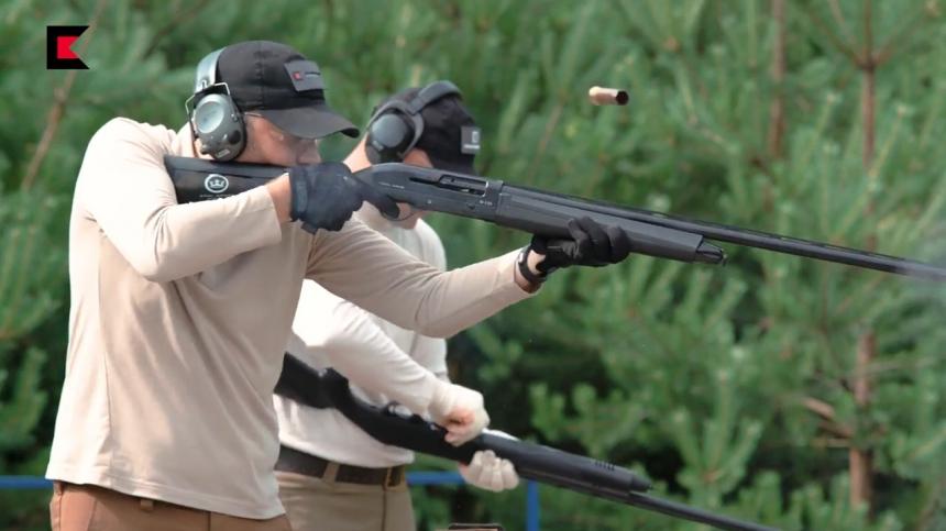 МР-155 против Hatsan Escort и Kral Arms M 155 (Краш тест)