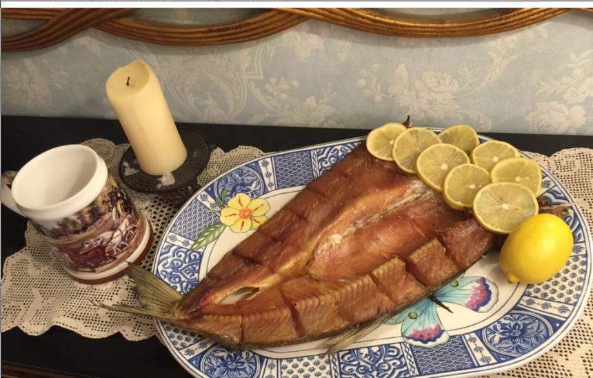 Секреты ловецкой кухни Астрахани