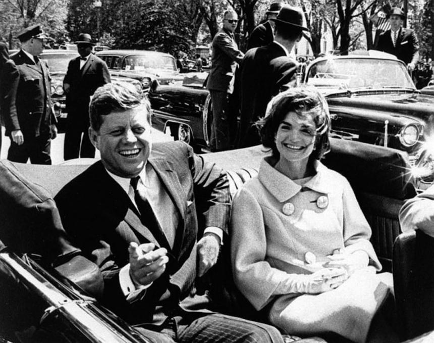Убийство Кеннеди (что скрывают власти США?)