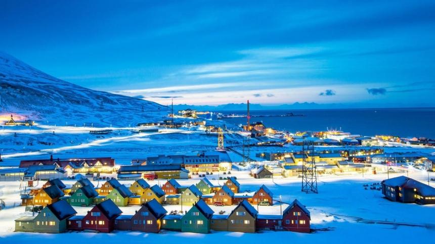 Шпицберген (Свальбард)