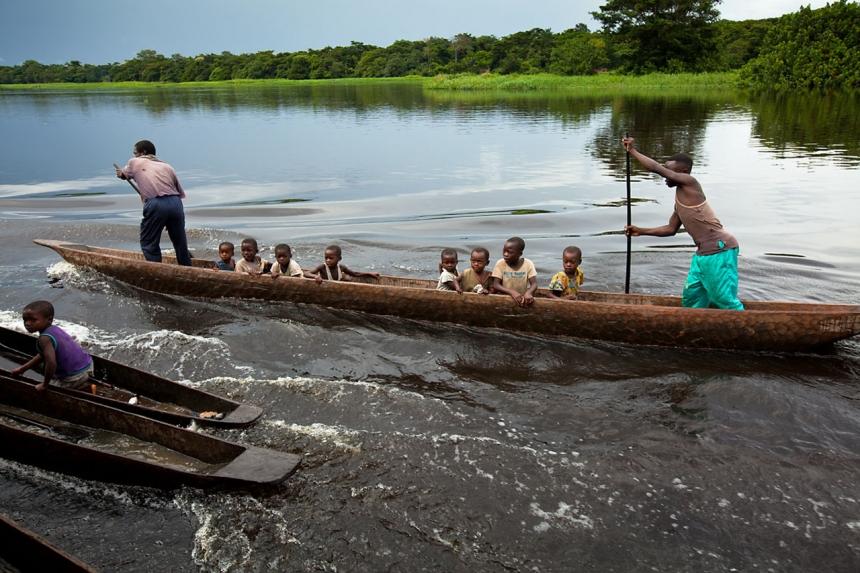Река Конго (Африка)