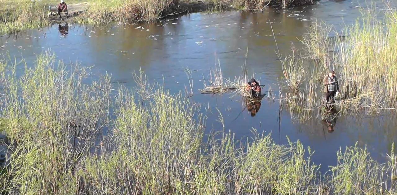 Секретное место: Рыбалка и удача (вот что происходило летом)
