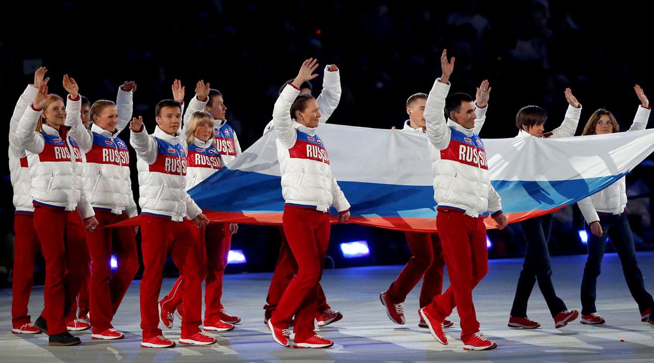 Олимпиада без России. Дисквалификация сборной
