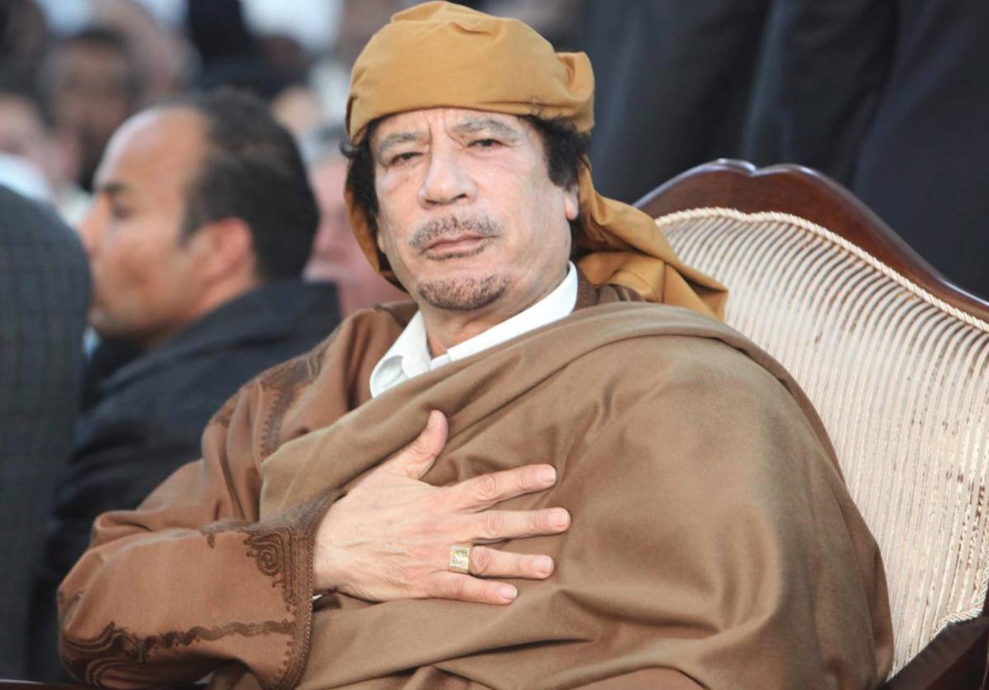 Пророческие слова Муаммара Каддафи (2008-2009)