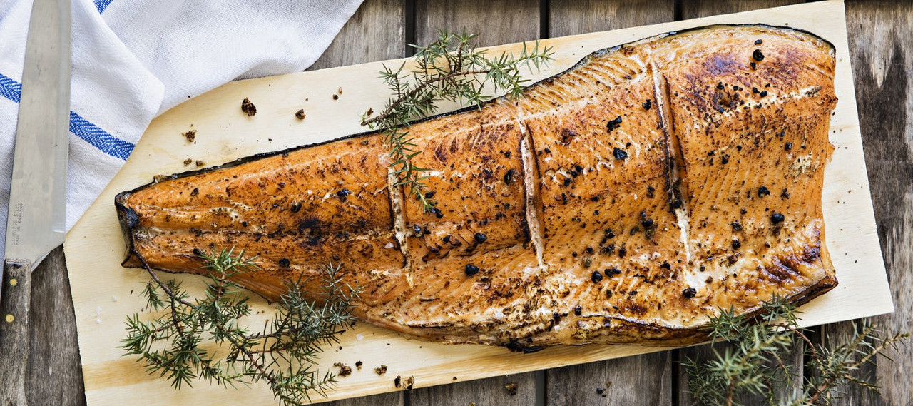 Копчение рыбы в Финляндии