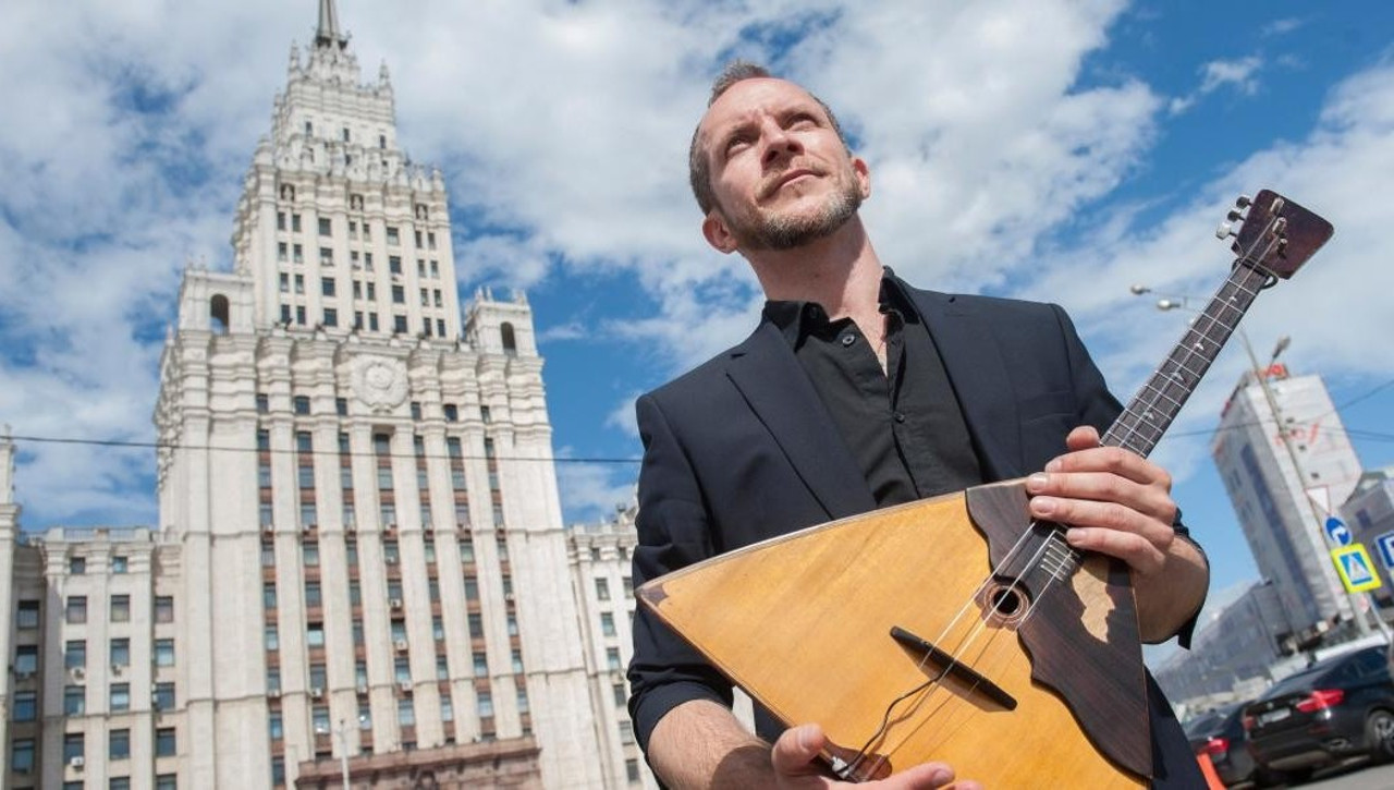 Дима Калинин (CRAZYBALALAIKA) - погиб в Москве
