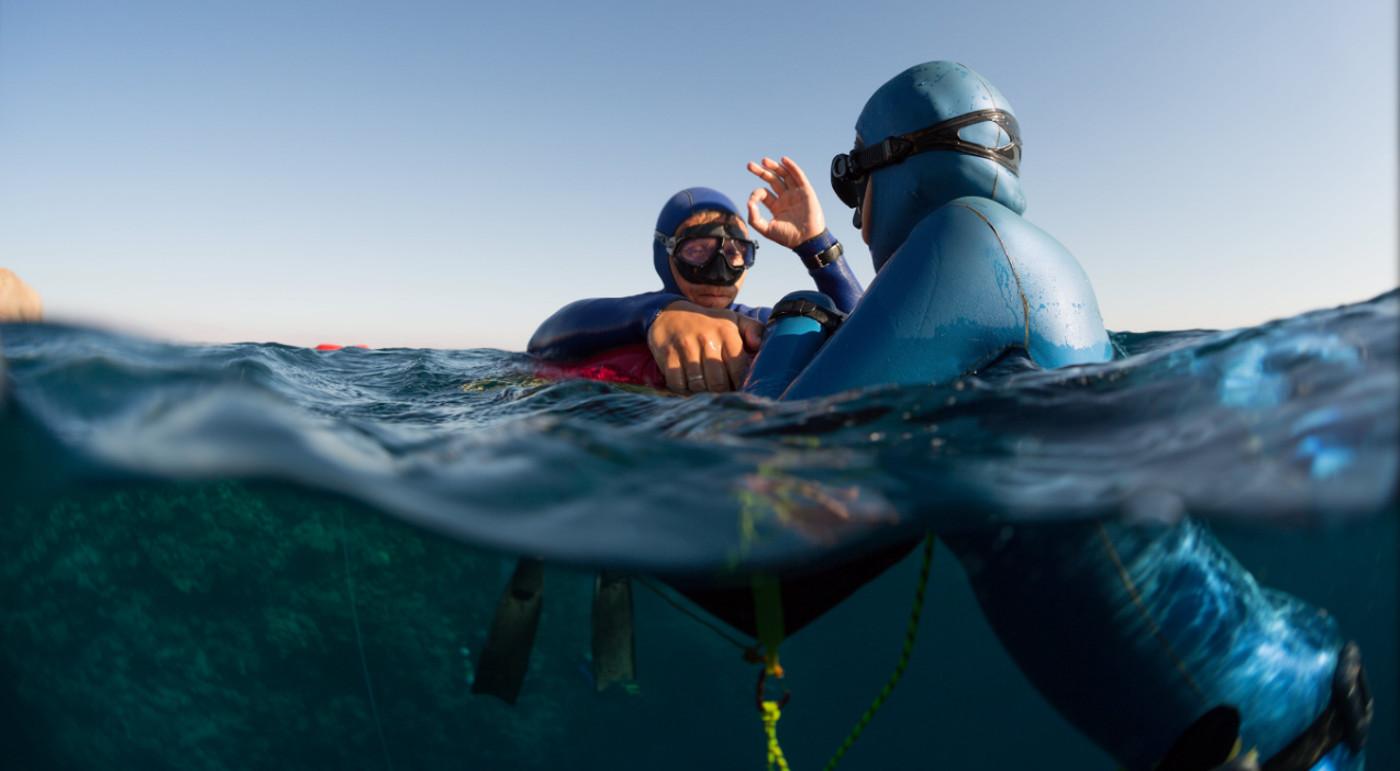 Безопасность в подводной охоте и фридайвинге (блэкаут и самба)