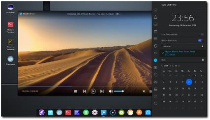 Linux Deepin OS