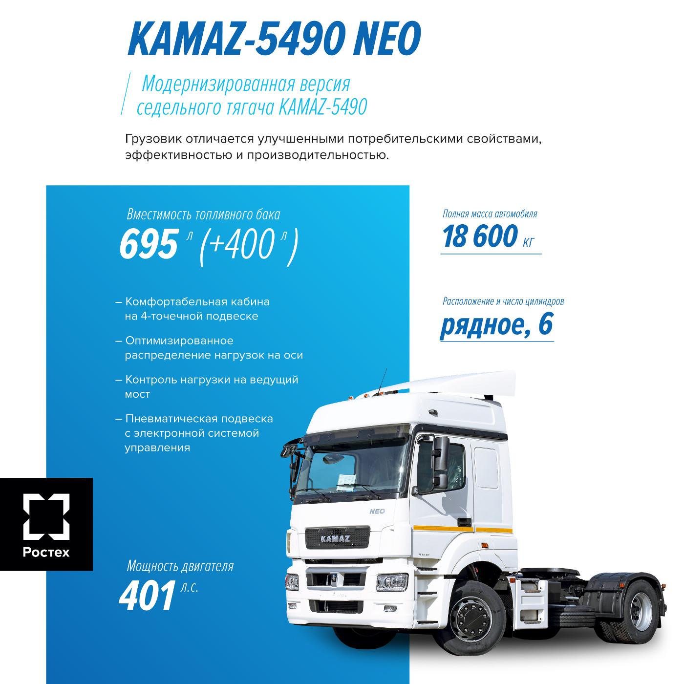 КАМАЗ NEO (цена и качество)