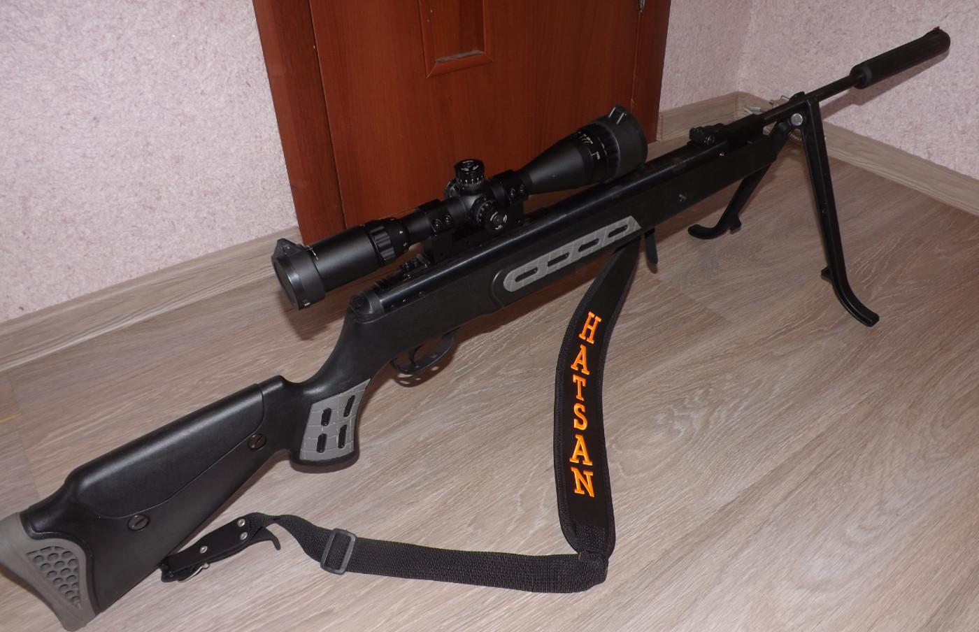 хатсан 125 для охоты