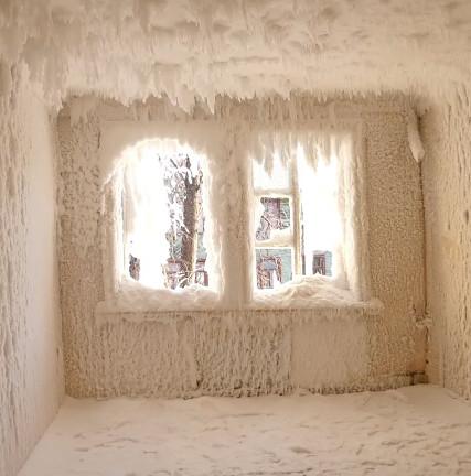 Дом Снежной королевы в Екатеринбурге