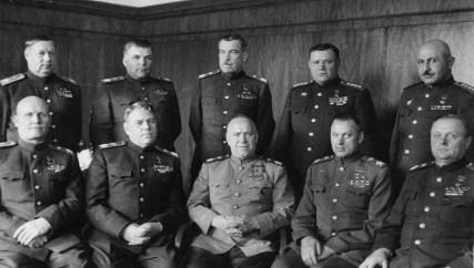 Командующие фронтами в период Великой Отечественной
