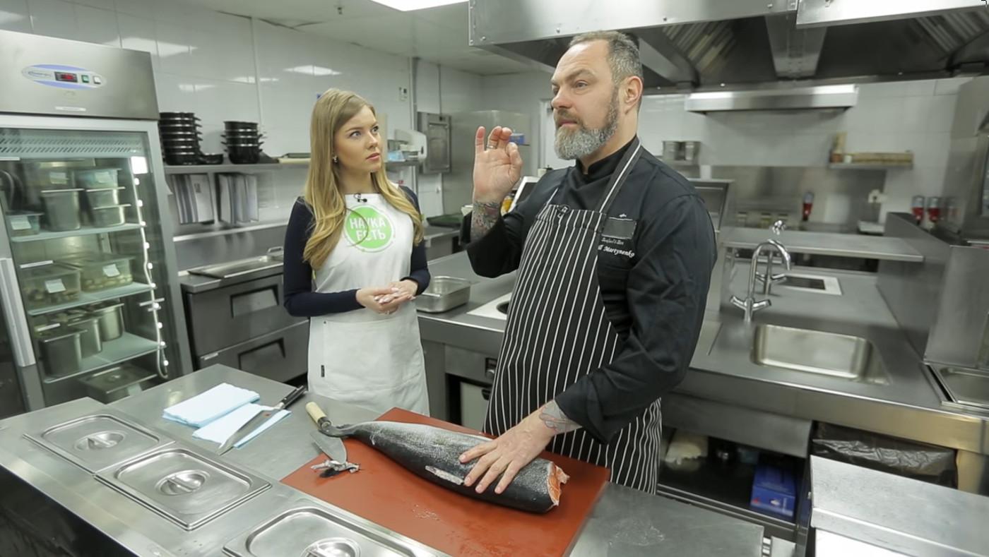 Как правильно приготовить рыбу и морепродукты?