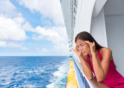 Морская болезнь и как от неё избавиться