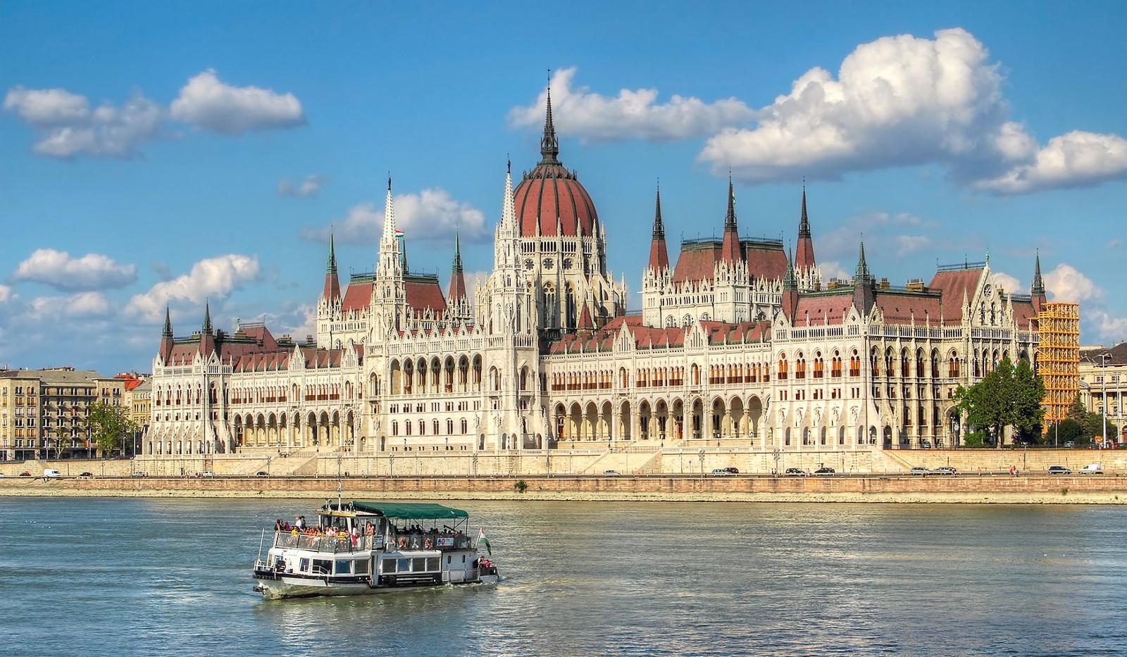 Будапешт - Жемчужина Дуная