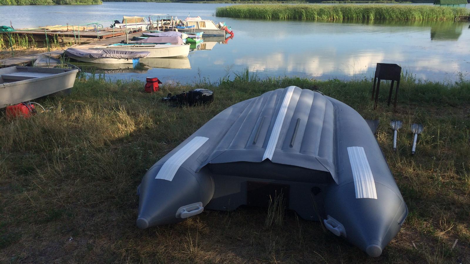 Лодки ПВХ с НДНД (надувное дно низкого давления)