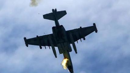 Подвиг летчика Су-25 в Сирии – гвардии майора Романа Филипова