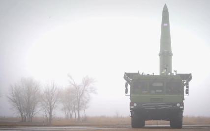 Оперативно-тактический ракетный комплекс (Искандер-М)