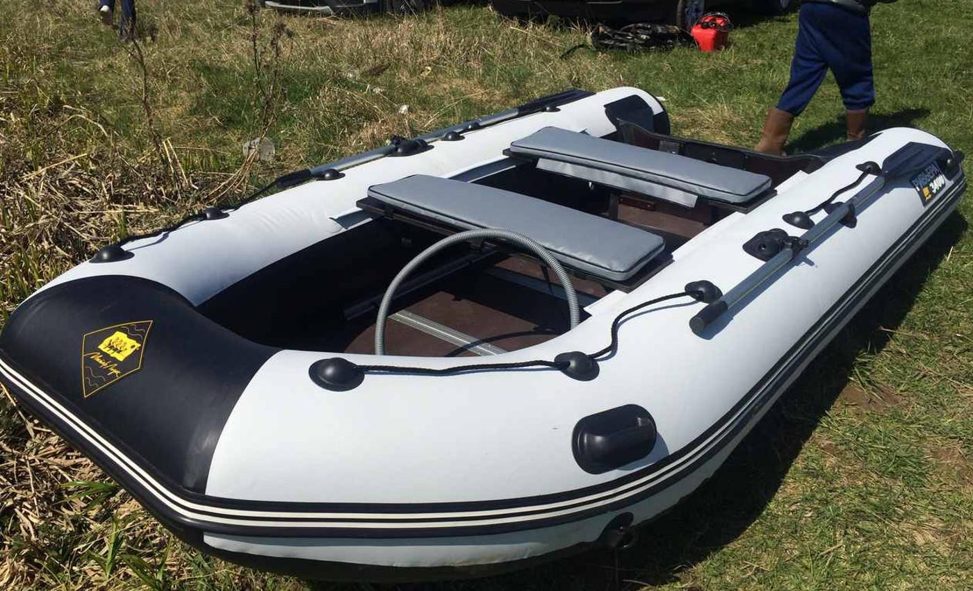 Надувные лодки ПВХ Ривьера