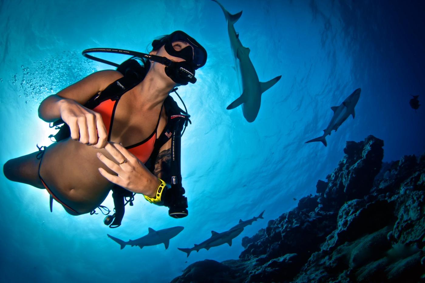 10 способов сохранить вашу жизнь под водой