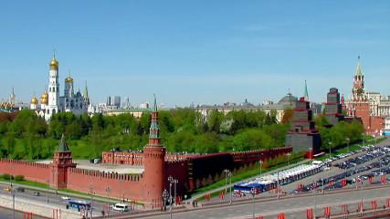 Церемония инаугурации президента России — LIVE
