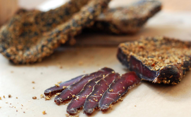 Кукура - мясо для походов (Сушеное мясо)