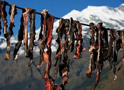 Тайга моя заветная: Кукура - мясо для дальних походов
