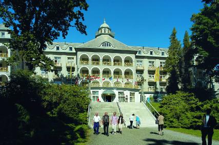 Климатический курорт Есеник