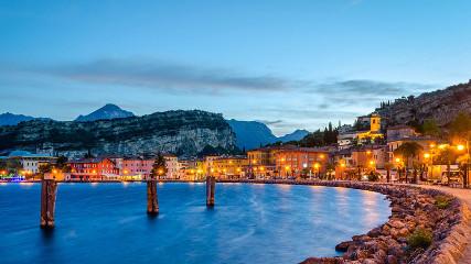 Экскурсии по озеру Гарда в Италии.