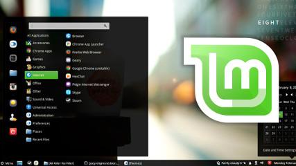 Финальная версия Linux Mint 19