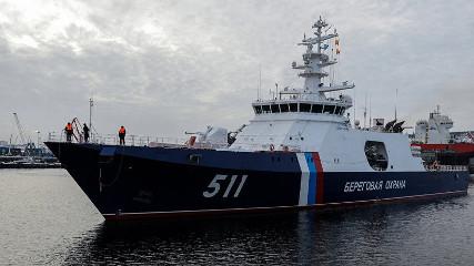Безопасность мореплавания в Азовском море