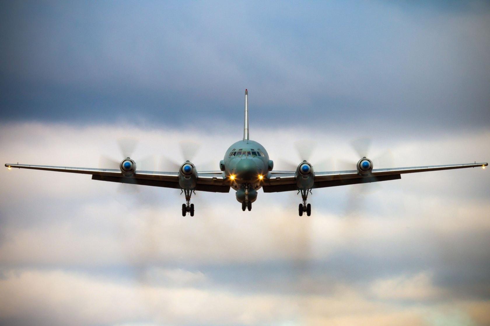 Брифинг Минобороны России о крушения Ил-20