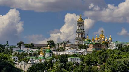 Из Киево-Печерской лавры украли Георгия Победоносца (икону)