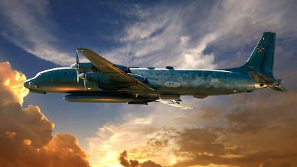 Крушение Ил-20 в Сирии