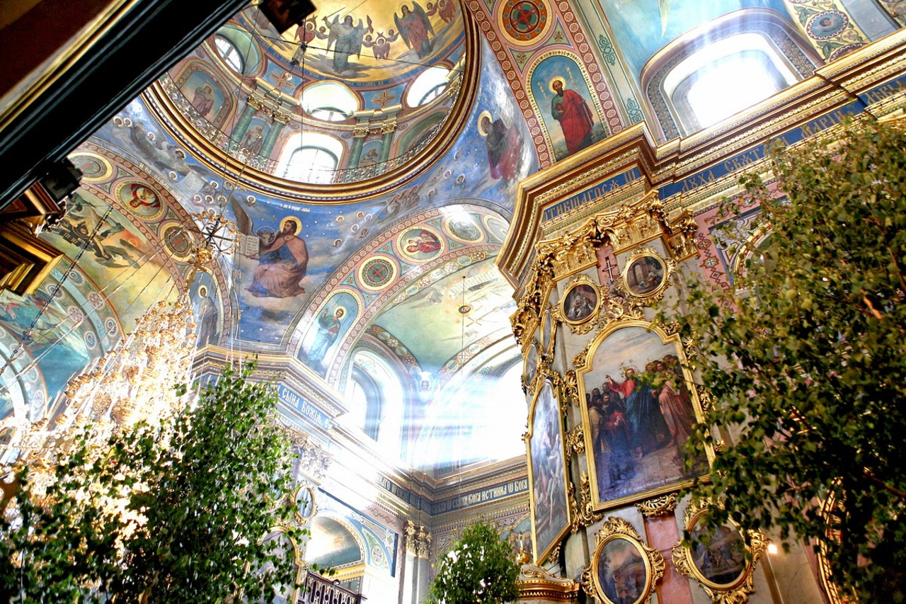 Свято-Успунская Почаевская лавра
