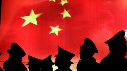 Китайский разведчик арестован в Бельгии и доставлен США