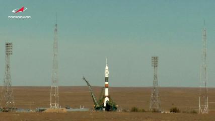Потерпел аварию ракета-носителя Союз