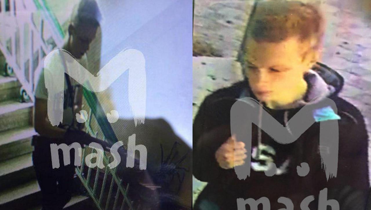Камеры наблюдения запечатлели молодого человека, подозреваемого в совершении теракта в керченском колледже
