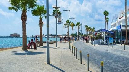 На Кипре в районе Ванн Афродиты, разбились туристы из России