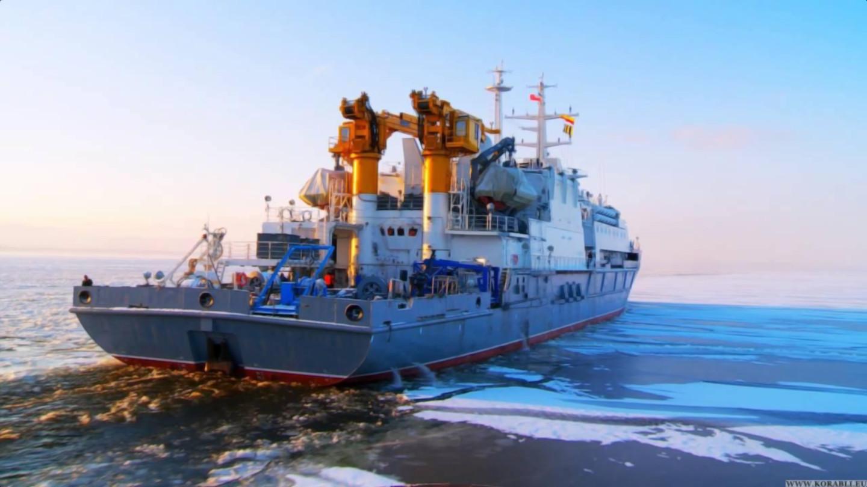 судно проекта 21300