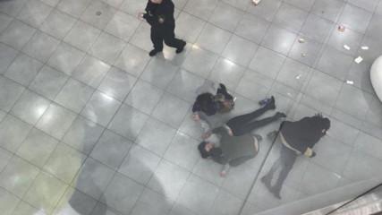 Селфи - Трагический инцидент в московском ТЦ