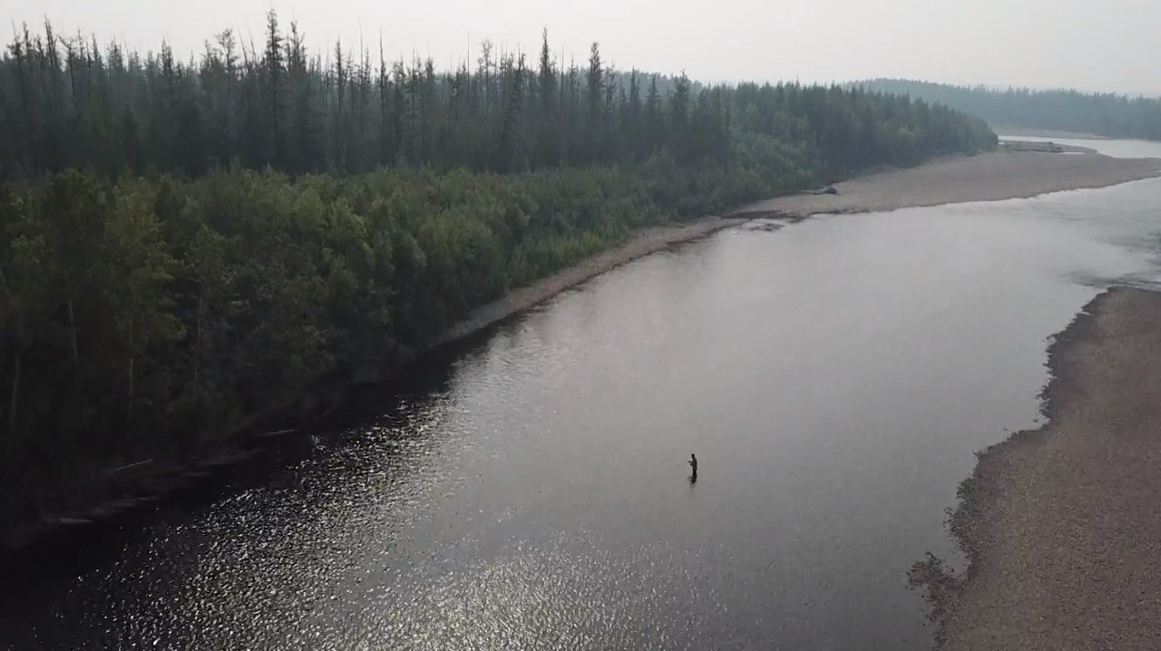 Рыбалка на Тирэхтях - Охота и рыбалка в Якутии