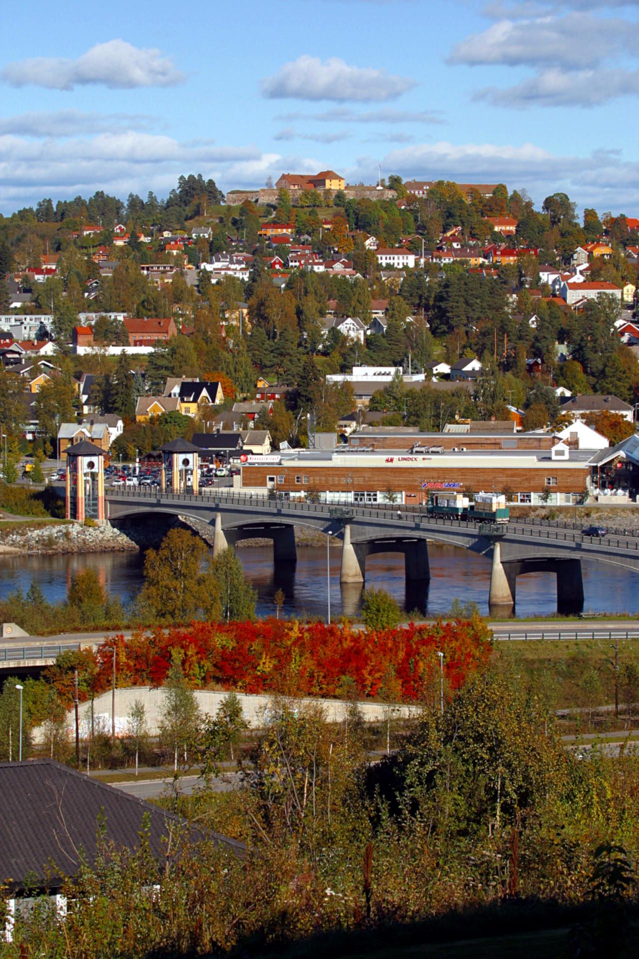Конгсвингер, Норвегия