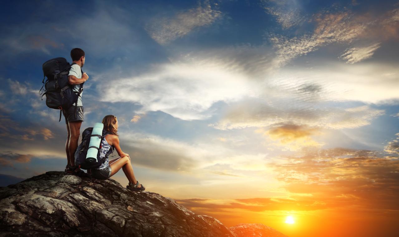 Жен нужно искать среди туристок (десять плюсов)