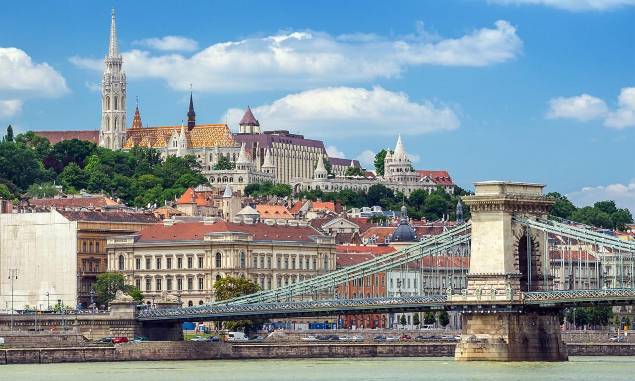 Три города в одном - ошеломляющий Будапешт